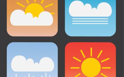 Weathervana v1.1 is now available on the AppStore for iOS7